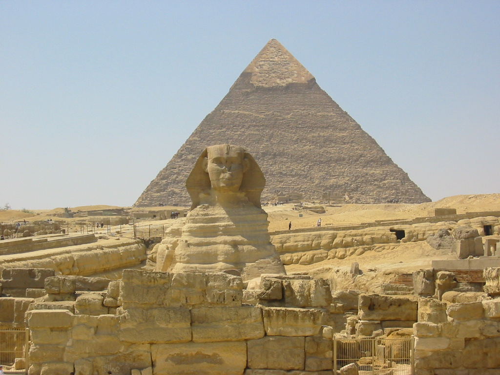 25 Facts about the Great Pyramid of Giza