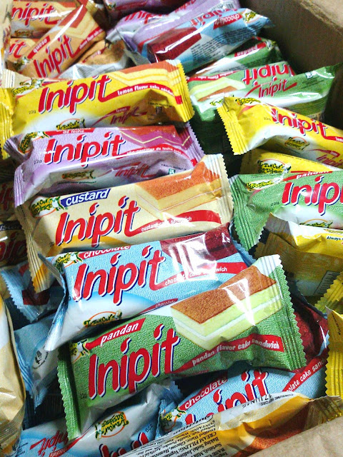 Lemon Square Inipit