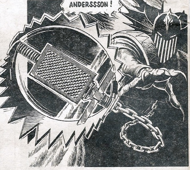 Could gaze into the fist of dredd thumbnail ever. like