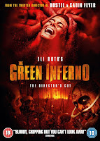 The Green Inferno (2013) UnRated Full Movie [English-DD5.1] 720p BluRay ESubs Download