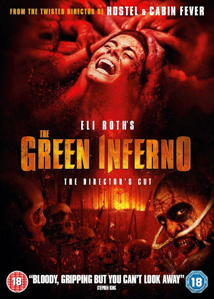 The Green Inferno 2013 Dual Audio Hindi 350MB BluRay 480p ESubs Download