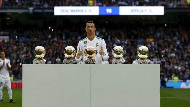 Jakarta - Cristiano Ronaldo