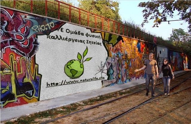 http://www.naturalife.site/2017/04/the-green-wall-project.html