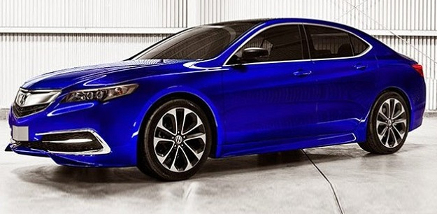 2017 Acura TLX Release Date Review Changes Redesign