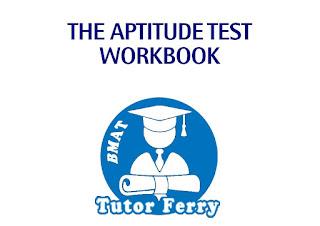 เตรียมสอบ BMAT มาดาวน์โหลด Aptitude Test Workbook for BMAT [EX}