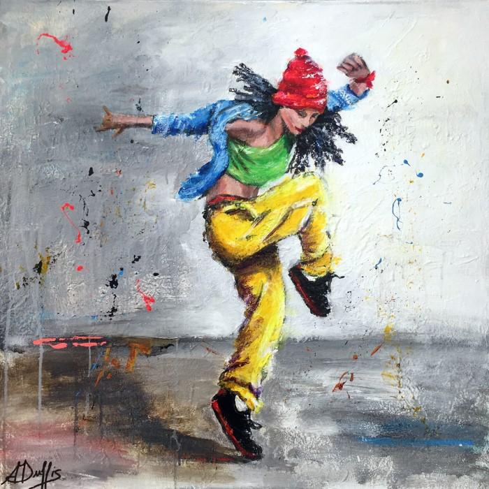 Ощущение движения и энергии