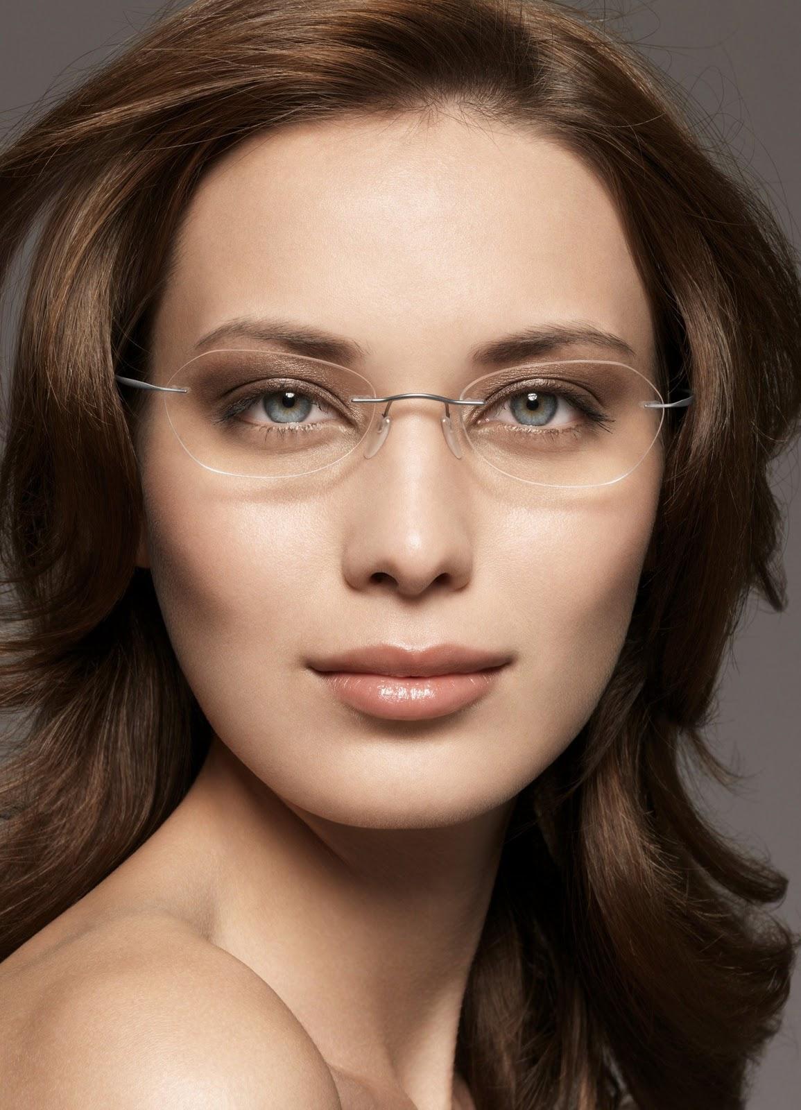 Wearing Glasses HD Wallpapers Set 1