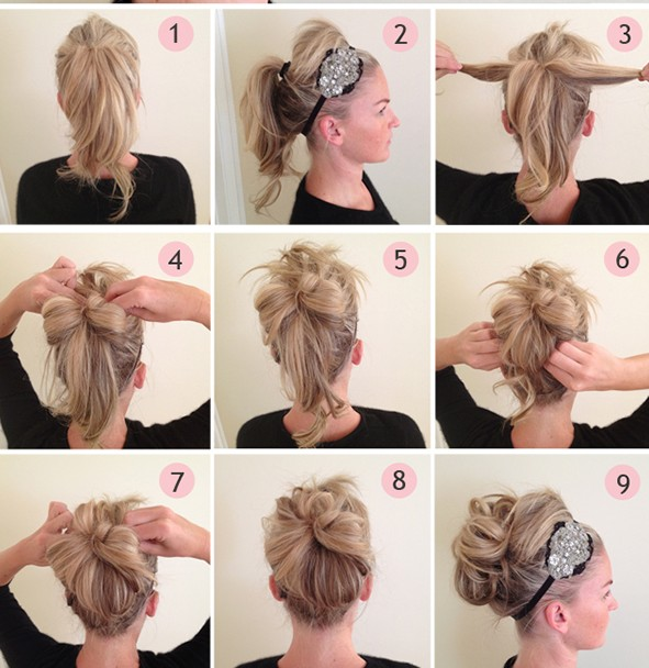 Step By Wedding Hairstyles For Short Hair Hair