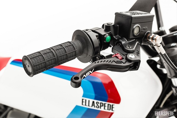 BMW R80 độ Street Tracker