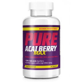 100 pure acai berry max