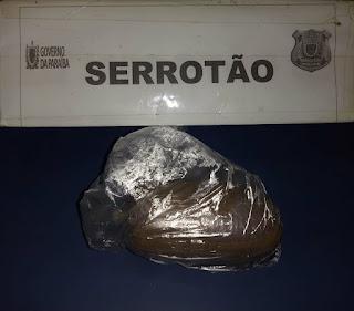 Mulher é presa ao tentar entrar com droga nas partes íntimas em presídio de Campina Grande