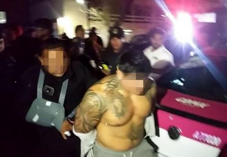 """""""El H"""" quiso sobornar a policía con 20 mil pesos"""