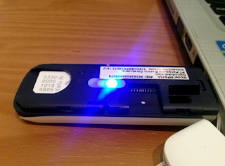 Spesifikasi Modem ZTE MF825A 4G LTE