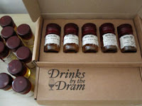 master of malts 'drinks by the dram'