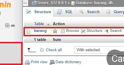 INSERT Memasukkan data ke dalam Tabel menggunakan phpMyAdmin - Cara Tutorial Terbaru