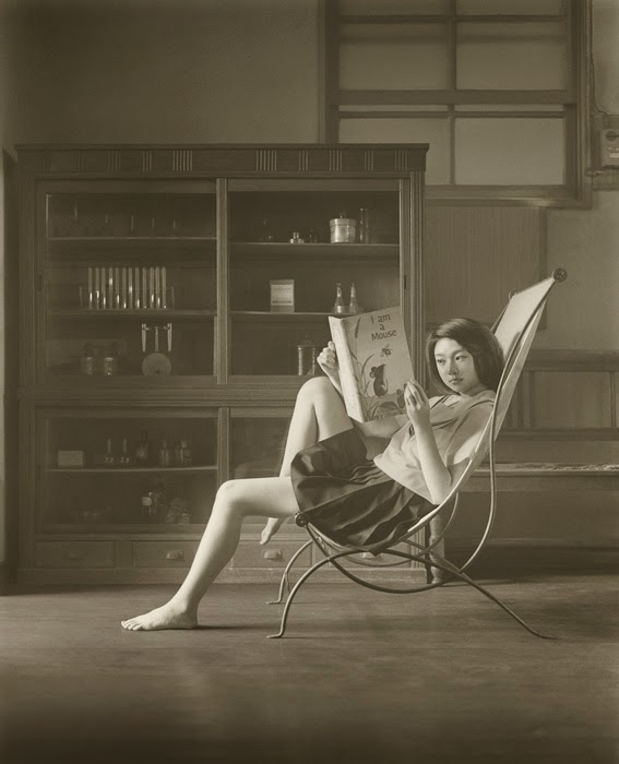 Doctor Ojiplático. Hisaji Hara 原久路. A Photographic Portrayal of the Paintings of Balthus. Fotografía | Photography
