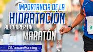 correr maraton hidratacion