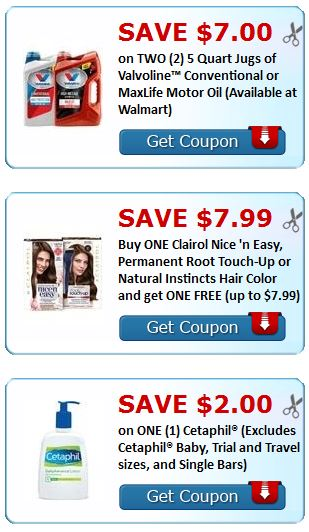 Click Here to print Coupons