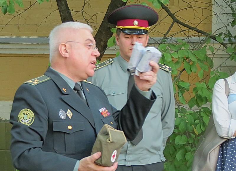 полковник м/с Віталій Андронатій