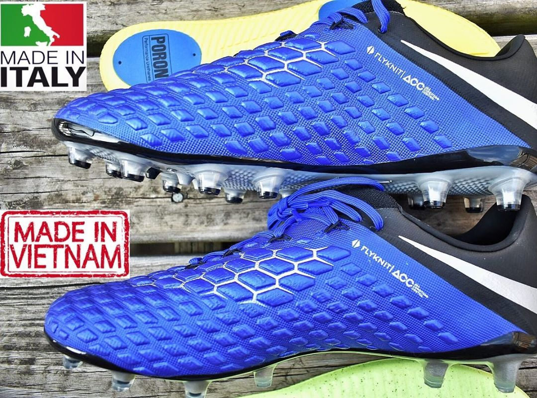 save off 95ee2 02c3c Surprising Differences - Made in Italy vs Made in Vietnam ...