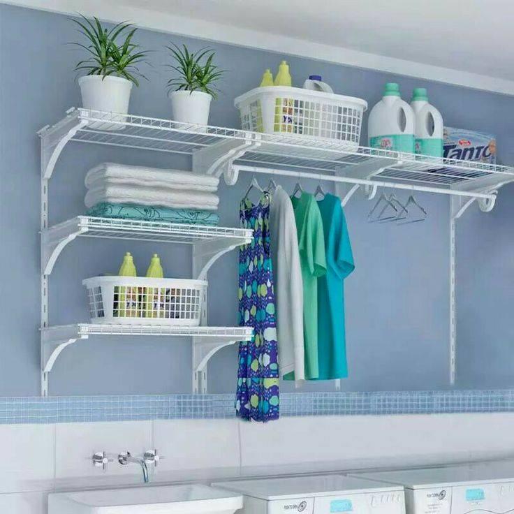 Fika a dika por um mundo melhor organizando a lavanderia - Organizador de lavanderia ...