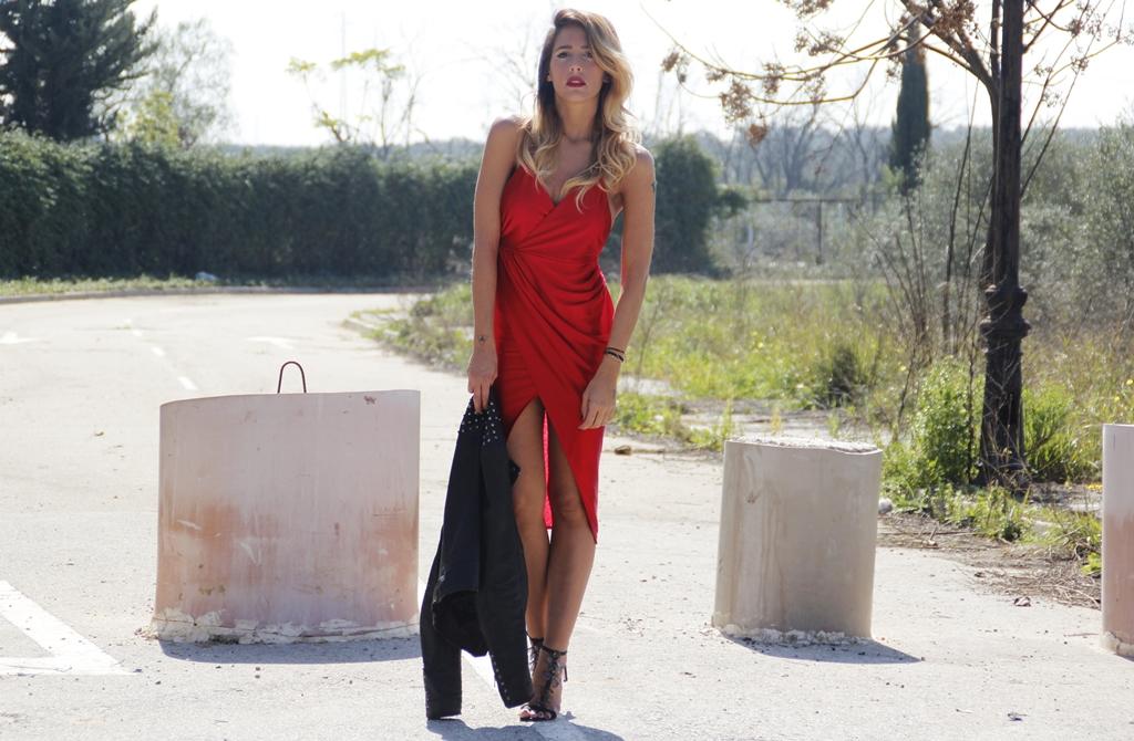 rojo, vestido, sexy, sevilla, blogger, asos, stealherlook, london, instablogger, diseñadora,