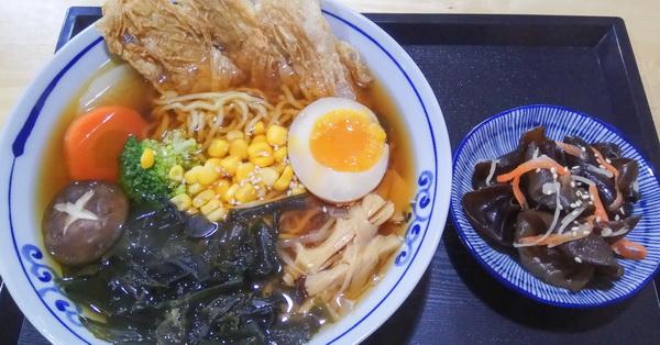 《台中.北區》野菜豐蔬食|滷菩提團隊進駐|日式風味簡餐|外帶九折