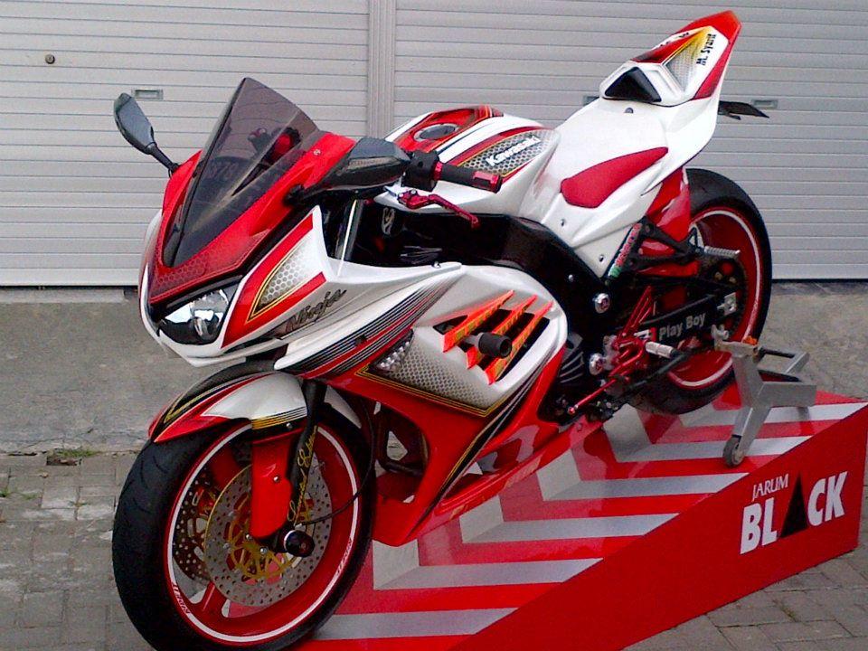 Gambar Otomotif: Gambar Modifikasi Sepeda Motor Paling Gaul Dan Sporty