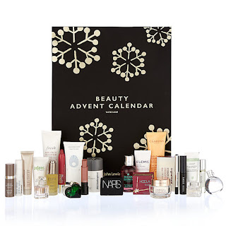 John Lewis Beauty Advent Calendar 2017 | The Beauty is a Beast