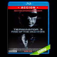 Terminator 3: La rebelión de las máquinas (2003) BDRip 1080p Audio Dual Latino-Ingles