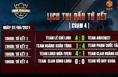 Lord Múa và Hoàng Xuân Tùng là 2 team tiếp theo ghi danh vào vòng Bán Kết