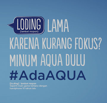 Aqua untukmu