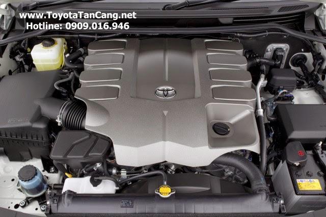 toyota land cruiser 2015 toyota tan cang 2 - Toyota Land Cruiser 2015 giá bao nhiêu? Xe nhập khẩu từ Nhật Bản - Muaxegiatot.vn