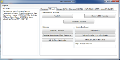 "D&G Unlocker Tools ""Bypass FRP Lock"" Full Crack Free Download"