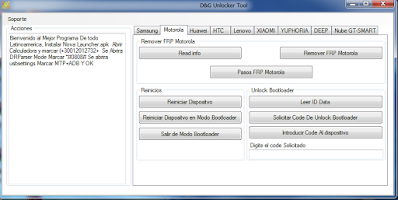 D&G Unlocker Tools 2020 | Bypass FRP Lock | Free Download