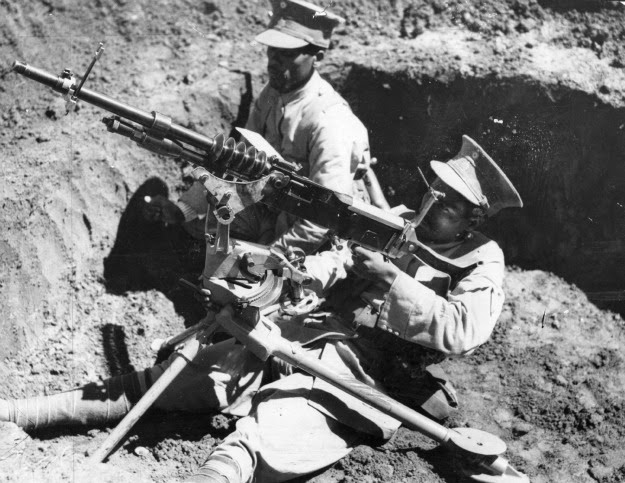 Armour force / Panssaroitu voima : Etiopia 1935 Second Italo-Ethiopian War