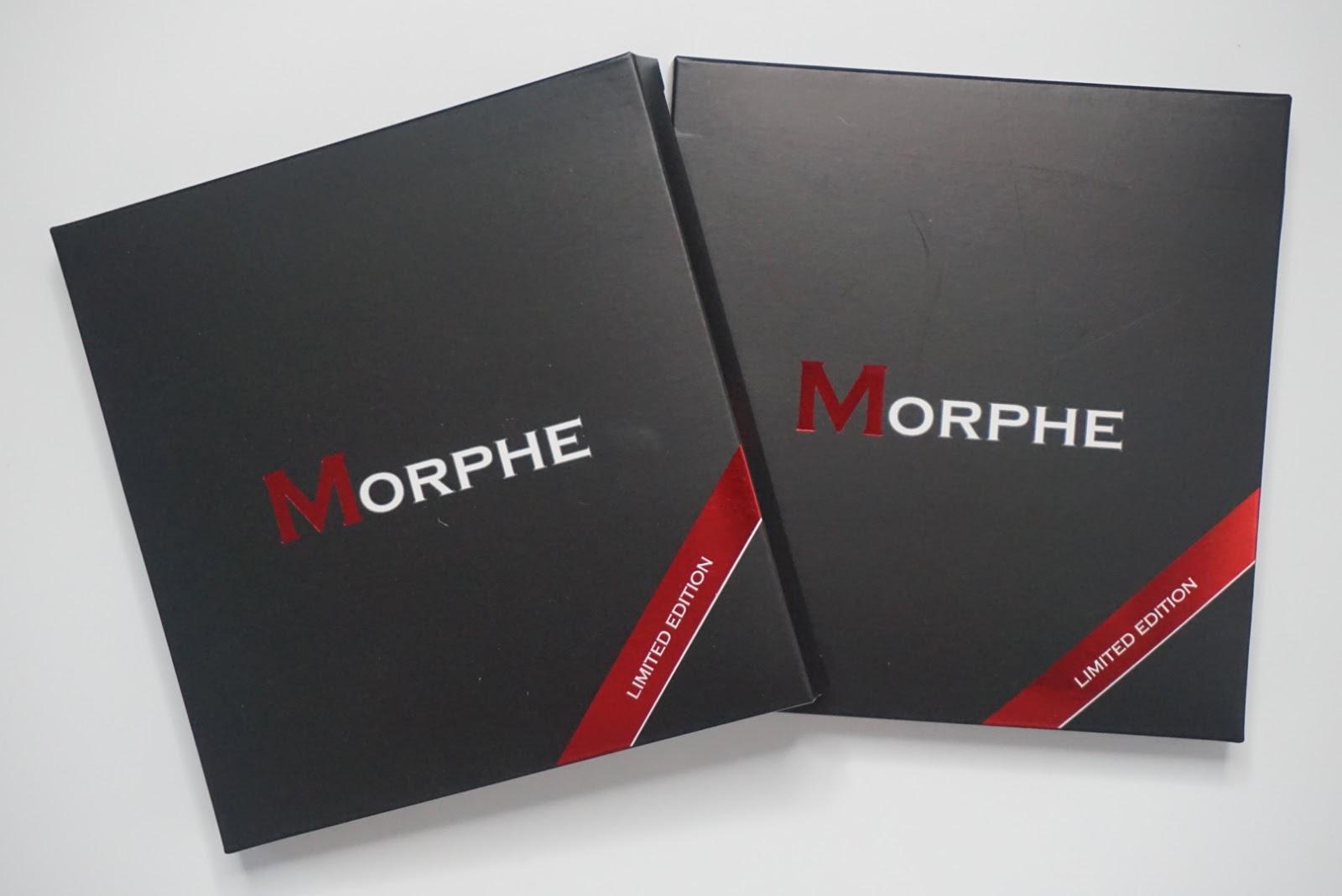 Morphe 25A 25B Palette