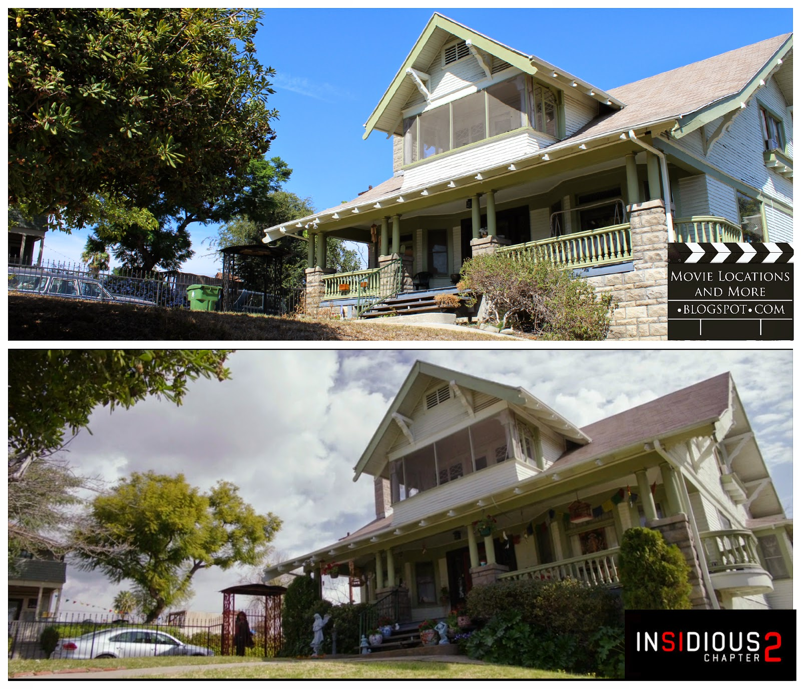 Marvelous Set Jetter Movie Locations And More Insidious Chapter 2 Home Interior And Landscaping Mentranervesignezvosmurscom