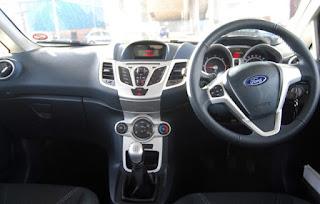 Fitur Penunjang Ford Fiesta