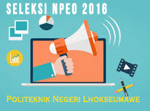NPEO Politeknik Negeri Lhokseumawe