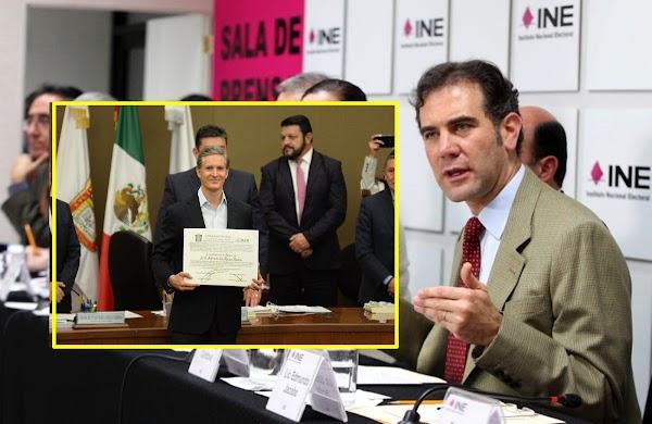 El PRI gano democraticamente en el EDO MEX, seguimos trabajando para el 2018: INE