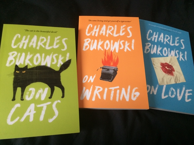 Charles Bukowski: On cats, On writing, On love