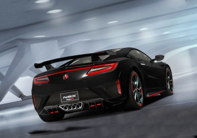 2018 Acura NSX Type R Review   Cars Best Review