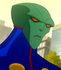 Jonn Jonzz Martian Manhunter Justice League poster wallpaper image picture screensaver