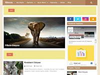%100 Türkçe Blogger Teması - Mocca