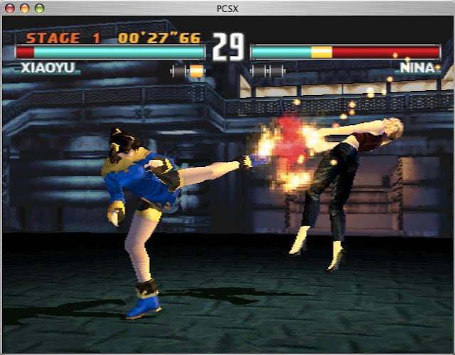 Tekken 3 screenshot 2