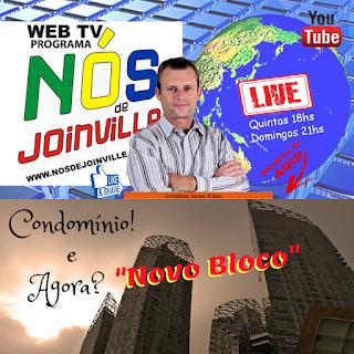 Nós de Joinville web tv