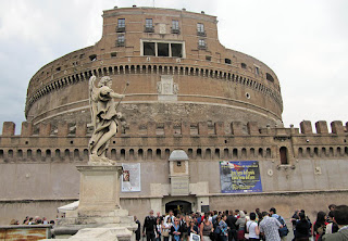 Castel San't Angelo, Roma