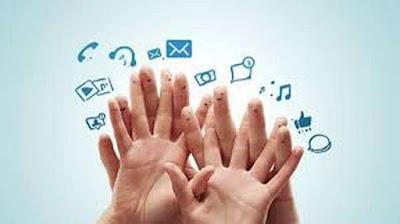 Kết nối với mọi người với nhau qua kênh mạng xã hội