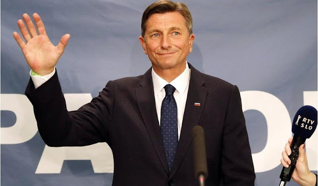 Επίσκεψη του Πρόεδρου της Σλοβενίας στο Ναύπλιο
